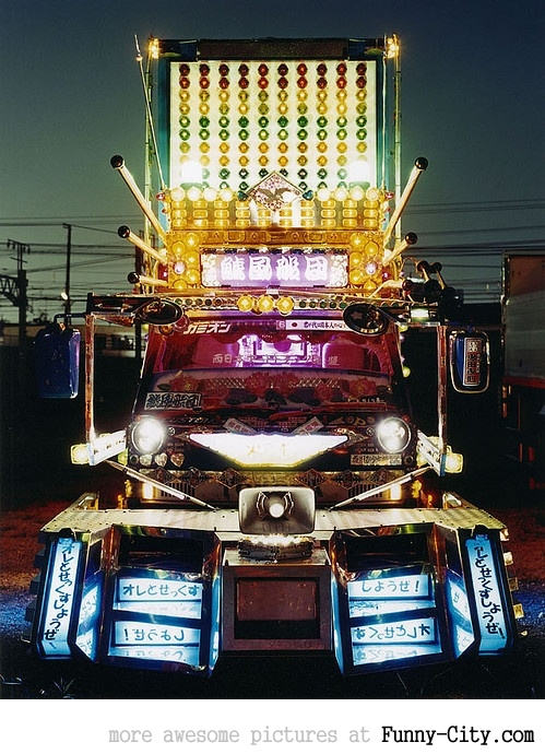 20 Japanese Bling Bling Trucks [293]