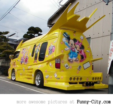 20 Japanese Bling Bling Trucks [295]
