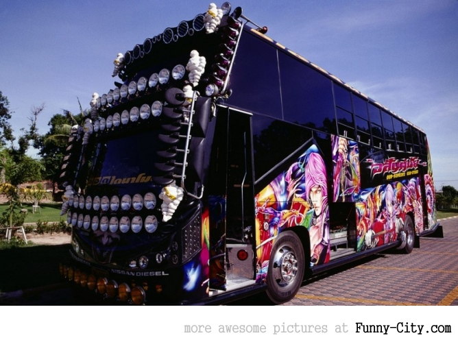 20 Japanese Bling Bling Trucks [298]
