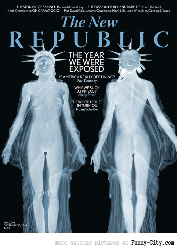The New Republic - The year we were exposed