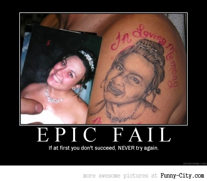 Epic Tattoo fail!! [694]