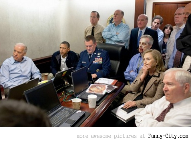 18+8 photoshoped pictures of the Situation Room [785]