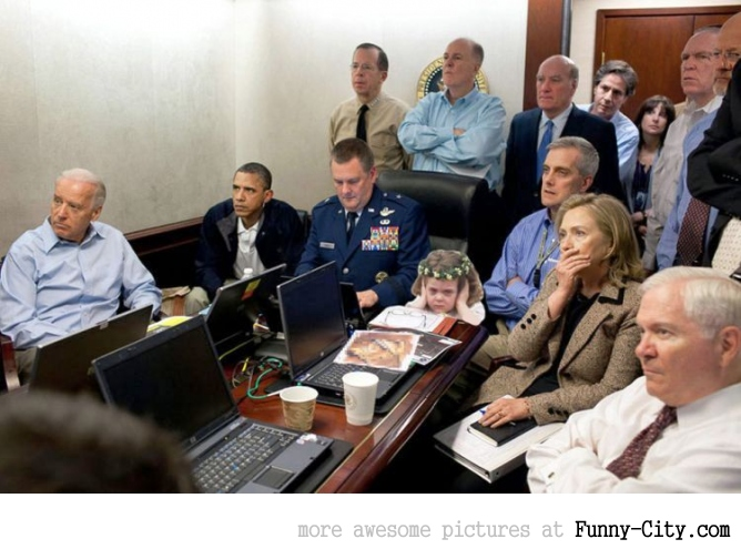 18+8 photoshoped pictures of the Situation Room [783]