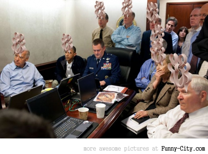 18+8 photoshoped pictures of the Situation Room [795]