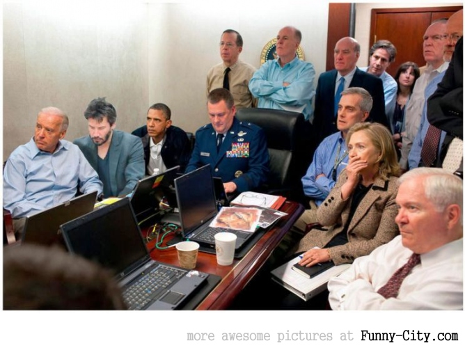 18+8 photoshoped pictures of the Situation Room [788]
