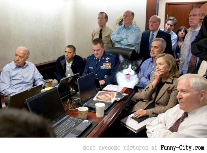 18+8 photoshoped pictures of the Situation Room [786]