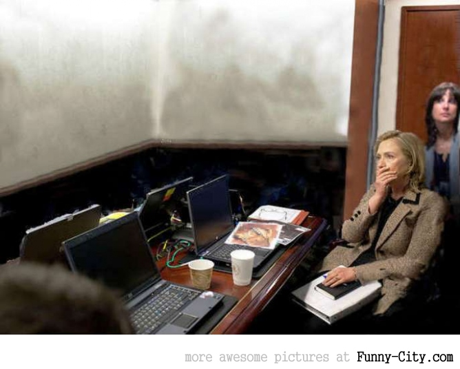 18+8 photoshoped pictures of the Situation Room [918]