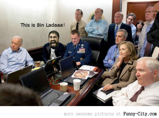 18+8 photoshoped pictures of the Situation Room [859]