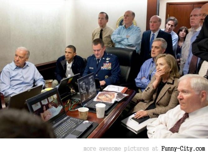 18+8 photoshoped pictures of the Situation Room [794]
