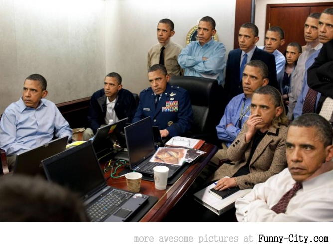 18+8 photoshoped pictures of the Situation Room [793]