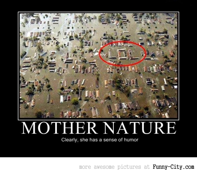 Mother Nature [837]