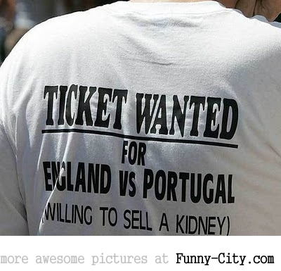 Ticket Wanted!