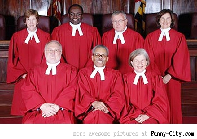 Canadian Supreme Court Dresses