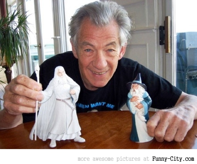 Ian McKellen is awesome!!! [964]