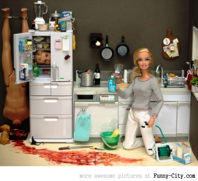 Barbie Killed Ken [1241]