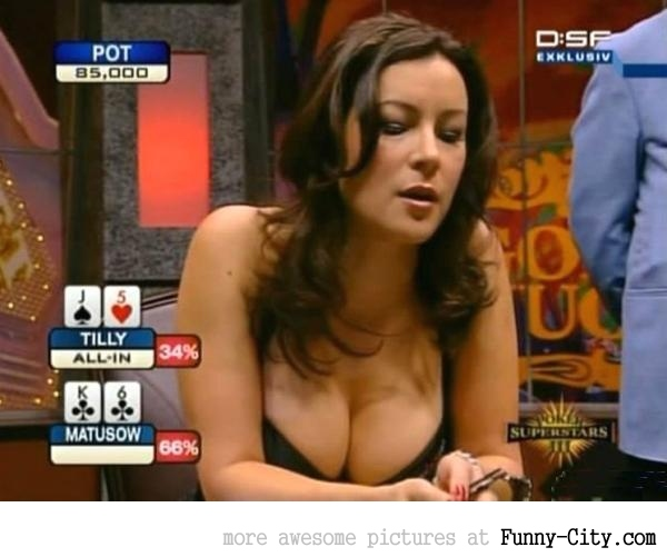 Jennifer Tilly Exposes Her Winning Poker Strategy