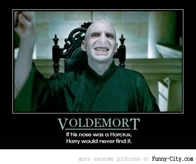 Another Horcrux for Voldemort... [1530]