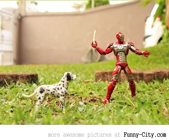 Iron Man paparazzi pictures [2087]