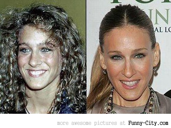13 celebrities before and after [2490]
