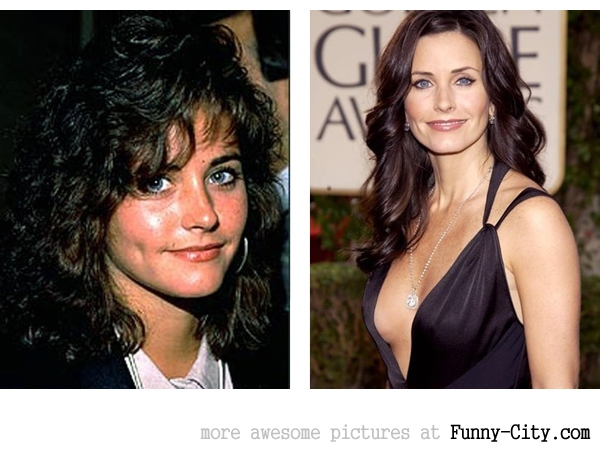 13 celebrities before and after [2514]