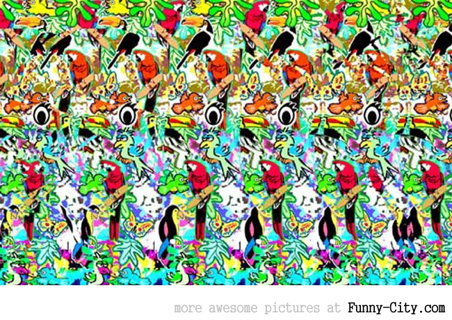 11 magic eye pictures [part 2] [2812]