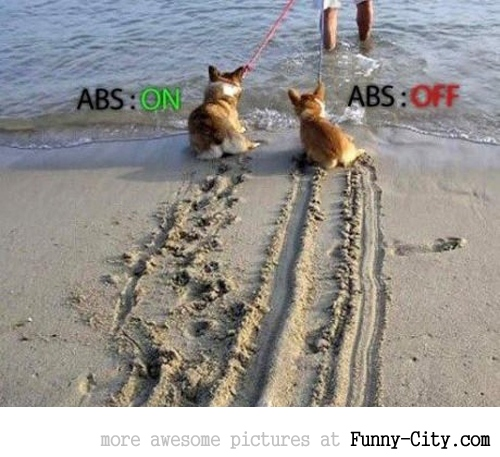 ABS breaking explained