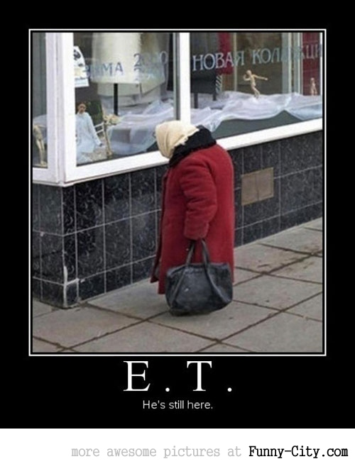 E.T. is still here [3579]