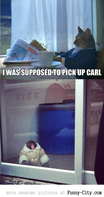 Forgot Carl