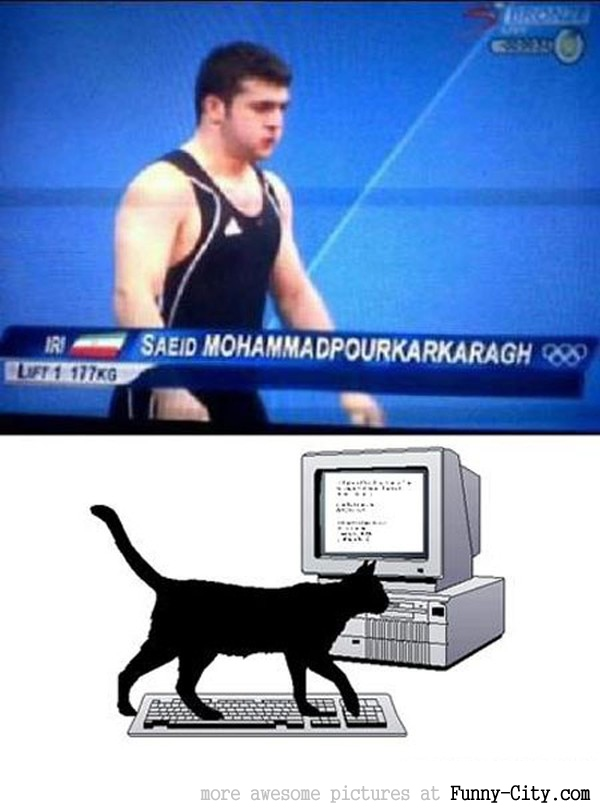 How Iranian athletes get their names on TV
