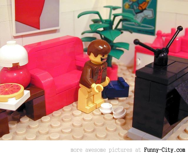 Laws from Leviticus in Lego. WTF... [20 photos] [5737]