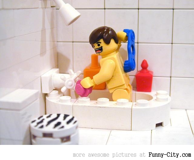 Laws from Leviticus in Lego. WTF... [20 photos] [5738]