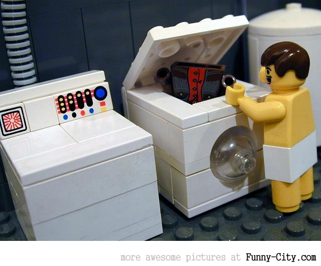 Laws from Leviticus in Lego. WTF... [20 photos] [5739]