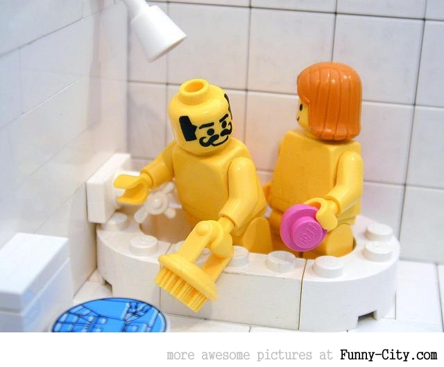 Laws from Leviticus in Lego. WTF... [20 photos] [5741]