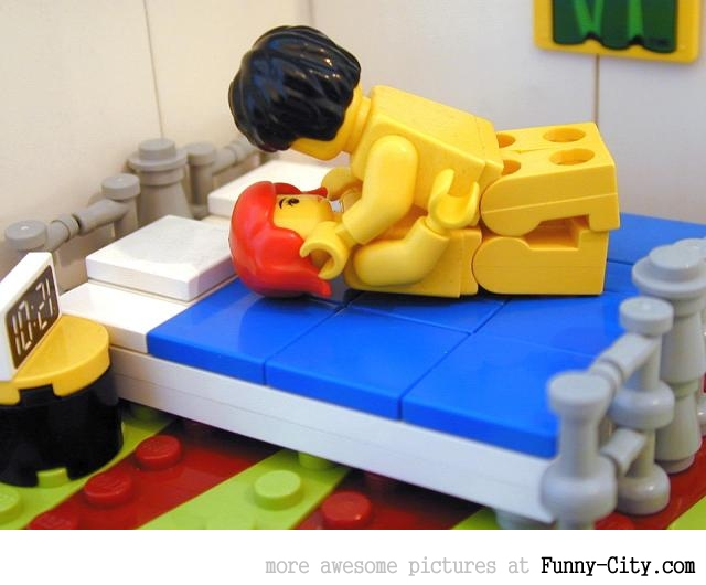 Laws from Leviticus in Lego. WTF... [20 photos] [5746]