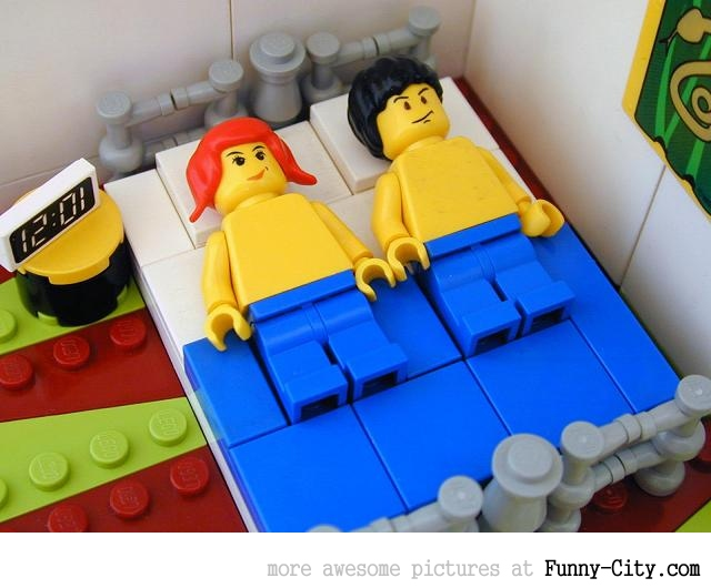 Laws from Leviticus in Lego. WTF... [20 photos] [5747]