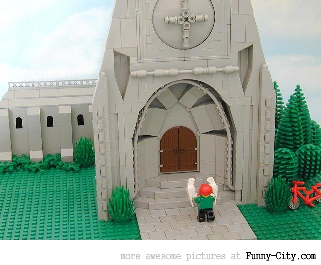 Laws from Leviticus in Lego. WTF... [20 photos] [5749]