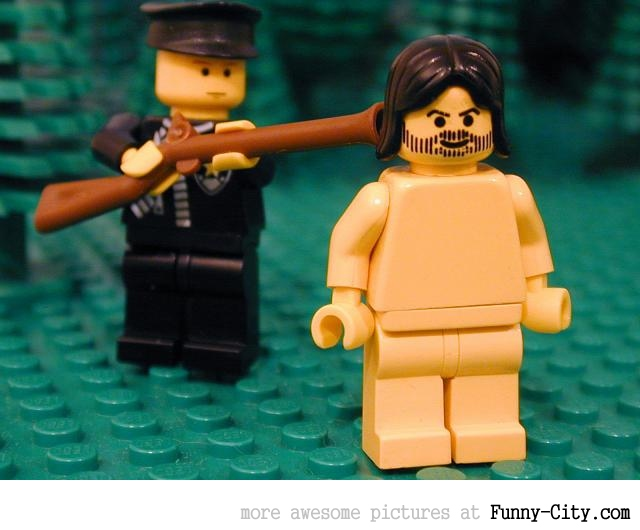 Laws from Leviticus in Lego. WTF... [20 photos] [5753]