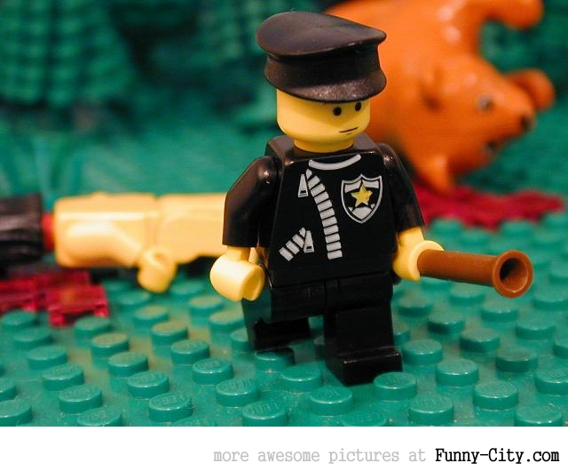 Laws from Leviticus in Lego. WTF... [20 photos] [5754]