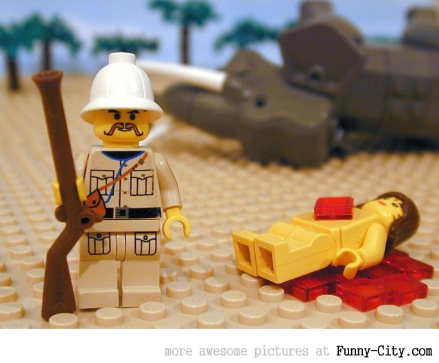 Laws from Leviticus in Lego. WTF... [20 photos] [5756]