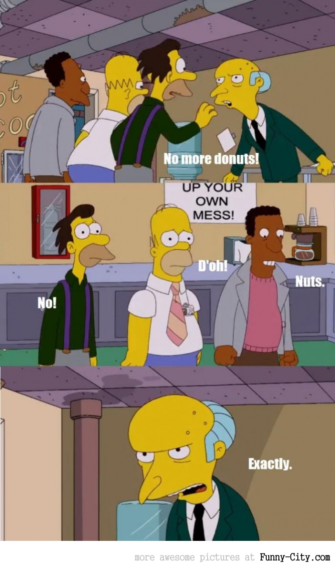 One of my favorite Simpsons moments