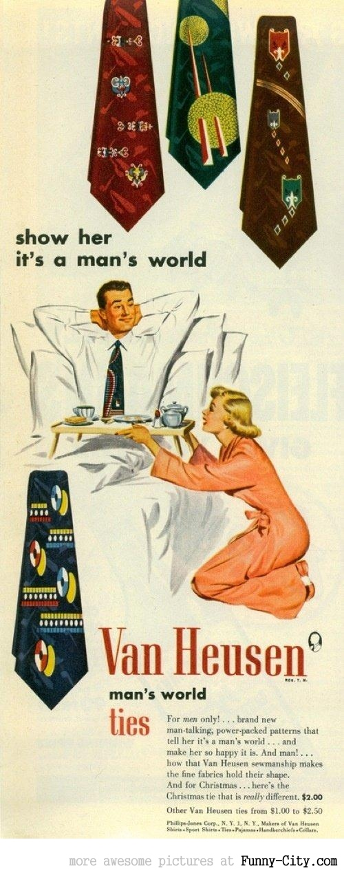 14 ridiculously offensive vintage advertisements that would definitely be BANNED today [6168]