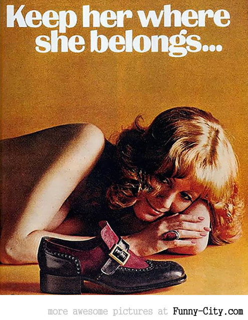 14 ridiculously offensive vintage advertisements that would definitely be BANNED today [6172]