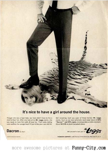 14 ridiculously offensive vintage advertisements that would definitely be BANNED today [6175]