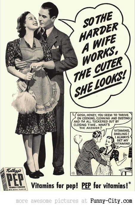 14 ridiculously offensive vintage advertisements that would definitely be BANNED today [6179]