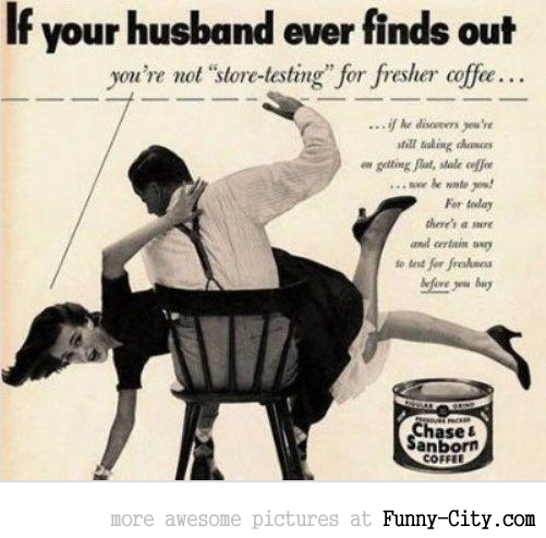 14 ridiculously offensive vintage advertisements that would definitely be BANNED today [6180]