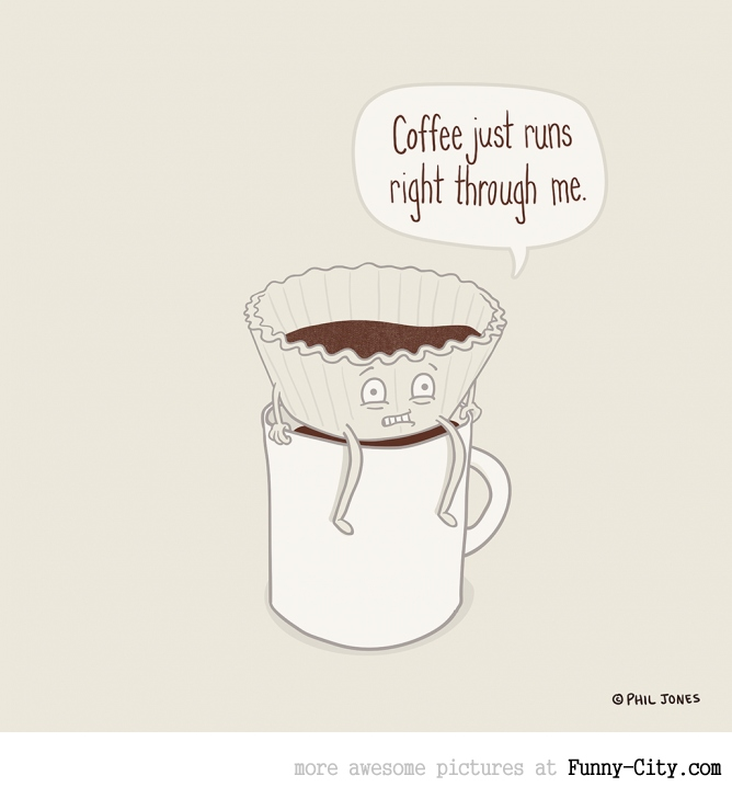 My struggles with coffee.