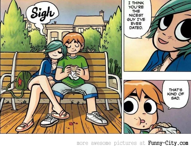 Scott Pilgrim gets it right
