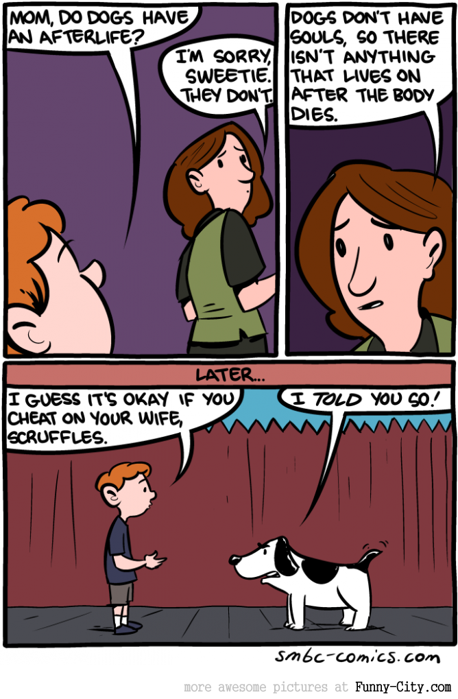 Dog Afterlife