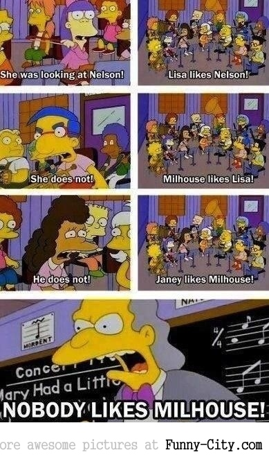 This is why I love the Simpsons.
