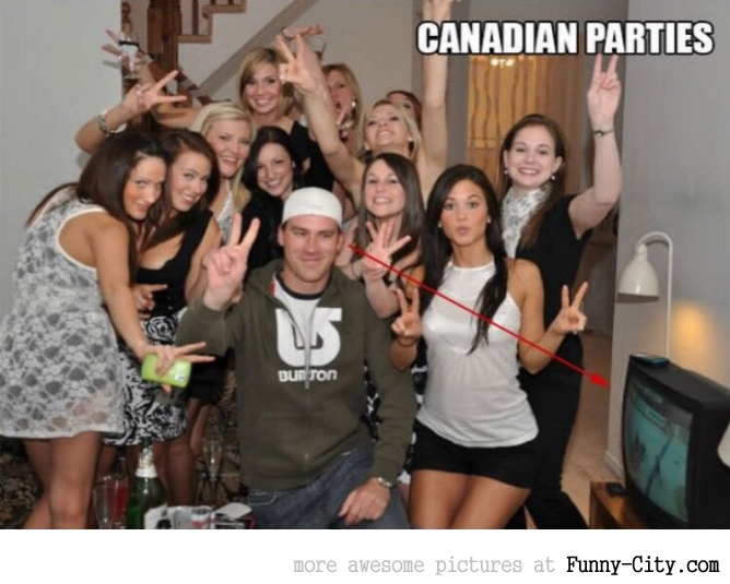 Canadian parties